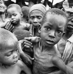 Starving Children - In Which African Country?